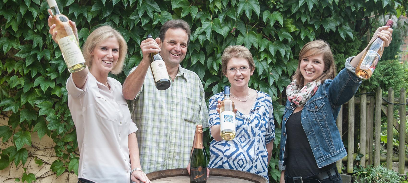 Familie Weingut Leon Gerhard, Weingut Hattenheim